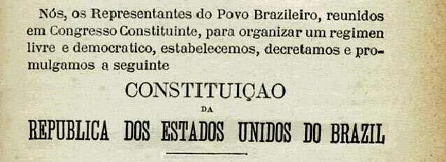 brasil1891constituizao